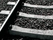Путь на железобетонных шпалах компании СХТ