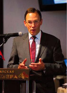 Президент VDB д-р М. Ланге