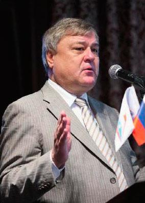 Старший вице-президент ОАО «РЖД» В. А. Гапанович