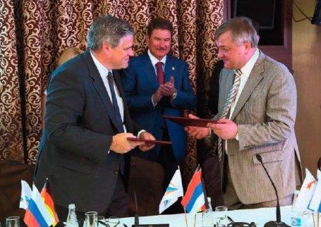 Подписание соглашения НП «ОПЖТ» с компанией Knorr-Bremse