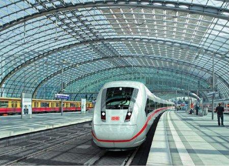 Поезд ICx