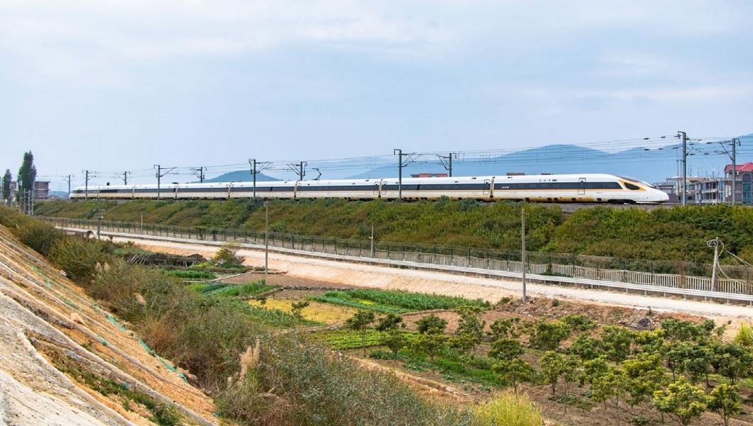 поезд CR400