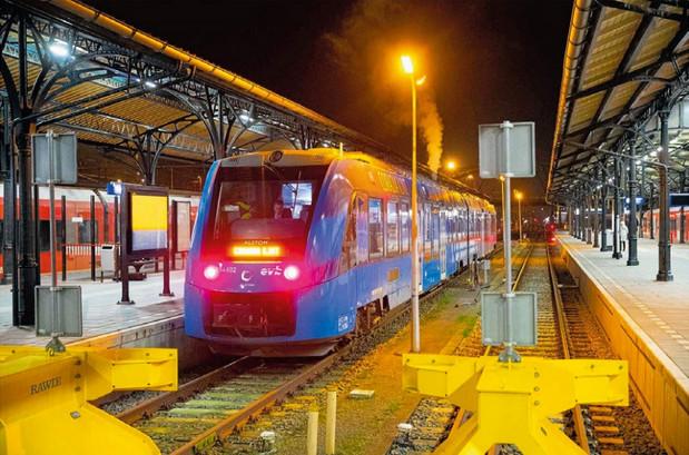 Поезд Coradia iLint
