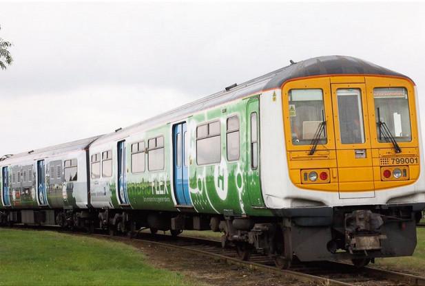 Поезд HydroFLEX
