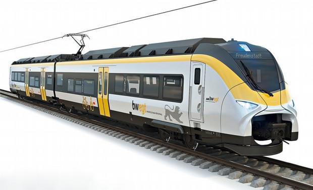 Поезд Mireo Plus B