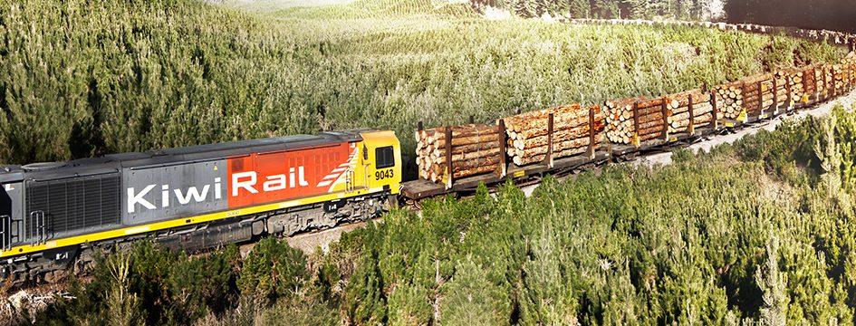 Новозеландская железная дорога